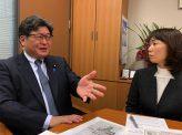 「国会改革 IT化、ペーパーレス化進める」萩生田光一衆議院議員