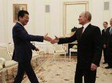 安倍首相の対露外交に懸念