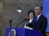 トランプに対北制裁破り勧める韓国