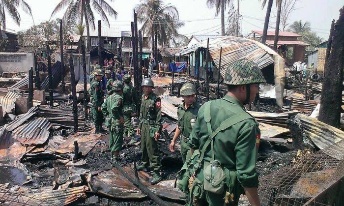 国軍 ミャンマー