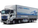 LNGトラックは水素トラックを駆逐する