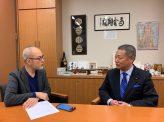 「大阪W選に向け全力」日本維新の会幹事長馬場伸幸衆議院議員