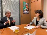 「中央集権体制にくさびを」逢坂誠二衆議院議員