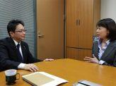 「英、日本との関係は良好」大野敬太郎衆議院議員