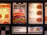 人工肉バーガー、日本販売へ
