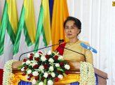 ミャンマーに圧力かける中国