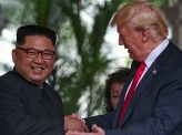 米、対北朝鮮軍事圧力を強化