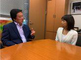 「日米のつながりは強固」若宮健嗣衆議院議員