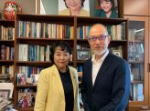 韓国優遇除外「出口戦略授けた」猪口邦子参議院議員