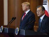 米韓同盟揺らす文政権の頑迷