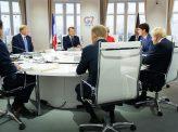 首脳宣言なし、前代未聞のG7