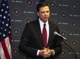 前FBI長官が内部文書盗用