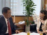 「中国宇宙開発に日米協力し対抗」竹本直一IT相