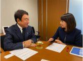 「皇位継承問題、国民的議論を」日本の尊厳と国益を護る会代表幹事青山繁晴参議院議員