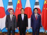 中韓、北非核化で安倍首相引き寄せ