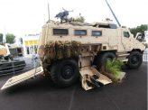 軽装甲車の防御力強化策のトレンド