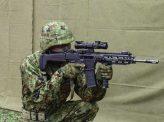 防衛省、陸自の新小銃と新拳銃公開