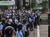 香港巡り、米中対立激化