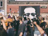 全米デモ、ロス暴動程ではない