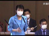 国会で与党議員が中国論議