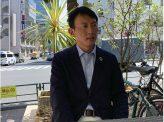 都知事選「町田や八王子にサテライトの都市基盤整備を」小野泰輔候補