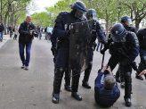 警察の暴力、日仏で違う意見