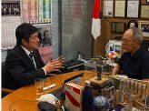 「習主席来日反対決議で日本の意志示せた」自民党外交部会会長中山泰秀氏