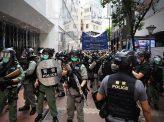 中国の香港への横暴を許すな