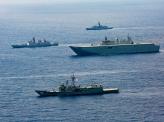 アジアに新たな中国包囲網か