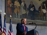 米大統領選、民主主義の危機