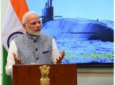 印、中国の脅威に備え海軍力増強