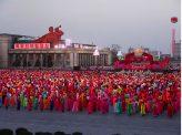人民欺瞞の金正恩演説 朝鮮労働党創建75周年閲兵式 その1