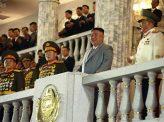 見せつけた大量殺戮兵器の進化 朝鮮労働党75周年閲兵式 その2