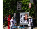 米大統領選とメディアその4 人種差別でトランプを倒せ