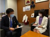 「米大統領、どちらがなっても日米関係に影響なし」内閣総理大臣補佐官阿達雅志参議院議員