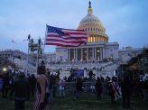 米議会襲撃でも人種の溝