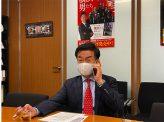 「次期衆院選、50議席目指す」日本維新の会 松沢成文参議院議員