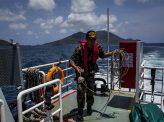 印尼で中国製の海中探査機?