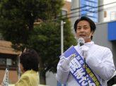 「実行力+実現力」をアピール 千葉県知事選関政幸候補