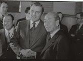 モンデール元副大統領と日本(中)駐日大使に任命