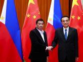 揺れ動くフィリピン対中外交