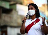 フジモリ元大統領長女、逆転勝利へあと一歩 ペルー大統領選