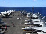 米軍空母、日本周辺にいなくなる