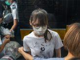 香港民主化の女神、周庭さん釈放