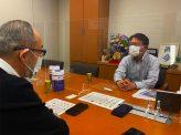 「五輪は延期か中止を」立憲民主党東京都支部連合会長妻昭会長
