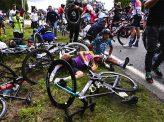 逮捕の観客「自分の愚かさ恥じる」ツール・ド・フランス大転倒事故