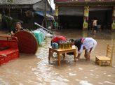 中国、各地で甚大な洪水被害