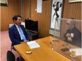 総裁選「追加経済対策や党公約のたたき台作るのが私の責務」自民党下村博文政調会長