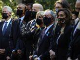 バイデン大統領、9.11式典で演説せず