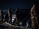南シナ海で中国調査船活動活発化